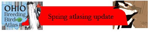 Spring Atlasing Update