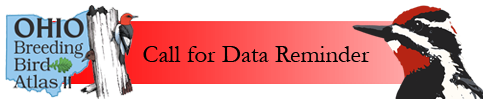 Call for Data Reminder